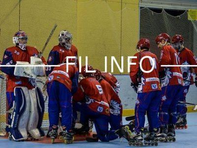 Le groupe des Yeti's de Grenoble lors de la saison 2017-2018. © Flojo