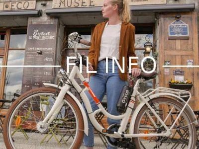 Système Gboost pour électrifier son vélo. © DR