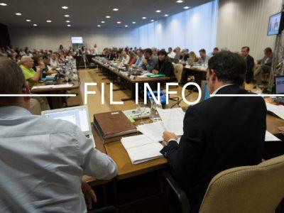 La Ville de Grenoble organise trois réunions publiques sur le Budget 2018 durant le mois de novembre, en présence d'Élisa Martin et de Hakim Sabri.