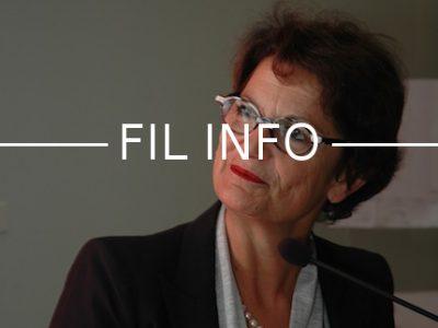 La présidente de la chambre régionale des comptes Auvergne Rhône-Alpes succède à Michèle Pappalardo qui rejoint le cabinet de Nicolas Hulot.