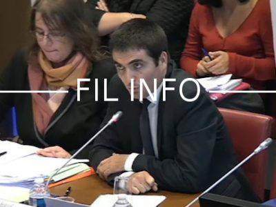 Richard Ferrand au perchoir, qui pour prendre la présidence du groupe LaREM à l'assemblée nationale ? Le député Jean-Charles Colas-Roy est sur les rangs.