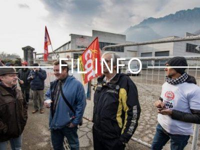 Il n'y aura pas de collaboration entre les ex-salariés d'Ecopla et le repreneur italien Cuki. Les discussions engagées le 10 janvier ont échoué.