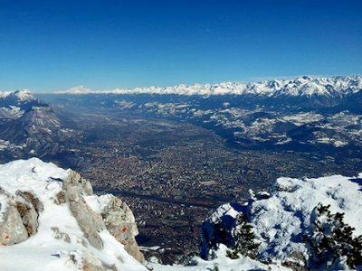 Capitale verte de l'Europe en 2022 : Grenoble bien placée