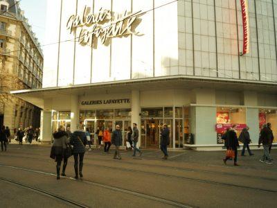Rachat des Galeries Lafayette de Grenoble par SGM? Une
