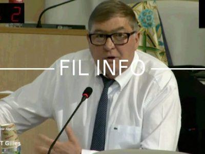 Une enquête préliminaire pour prise illégale d'intérêt a été ouverte par le parquet à l'encontre de Gilles Chabert, conseiller spécial de Laurent Wauquiez.