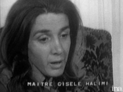 Grenoble rend hommage à Gisèle Halimi, avocate, militante, et ancienne députée de l'Isère