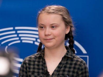 Greta Thunberg UNE