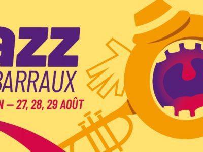 Seconde partie du festival Jazz à Barraux les vendredi 27, samedi 28 et dimanche 29 aôut