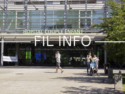 Le CHU Grenoble Alpes organise une journée de sensibilisation et d'information autour du syndrome de la mort subite du nourrisson, ce mardi 19 septembre.