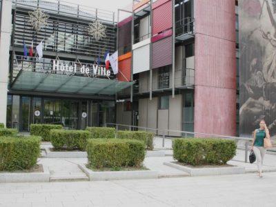 Hôtel de Ville d'Échirolles © Florent Mathieu - Place Gre'net