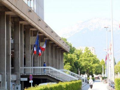 Reprise des services de l'Hôtel de Ville de Grenoble