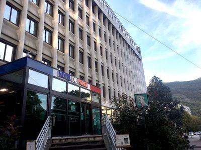 Hôtel de police à Grenoble © Patricia Cerinsek