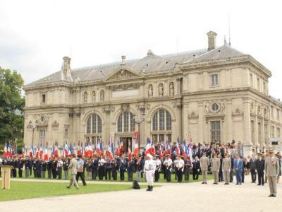 Les troupes de montagne célèbrent leurs 130 ans d'existence, ce week-end à Grenoble.
