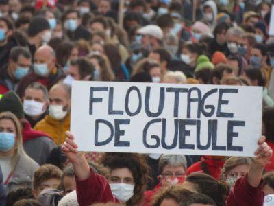 Grenoble : Plusieurs milliers de personnes ont défilé contre la loi