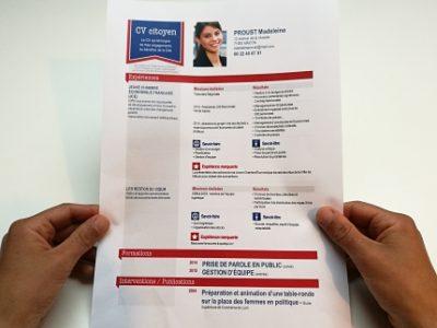 La JCE de Grenoble lance son CV citoyen.