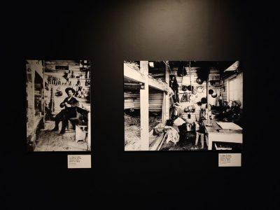 Les photos qui ont permis la reconstitution du refuge de l'Aigle © Julien Morceli – Place Gre'net
