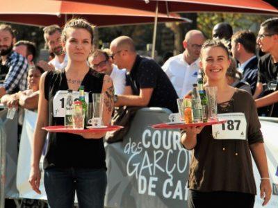 La Course des Garçons de Café, le 27 septembre à Grenoble © Anaïs Mariotti