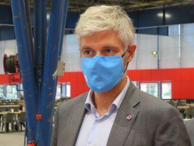Le président Les Républicains de la région Auvergne Rhône-Alpes. © Tim Buisson – Place Gre'net