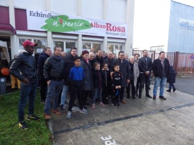 Inauguration Local Rosa 2