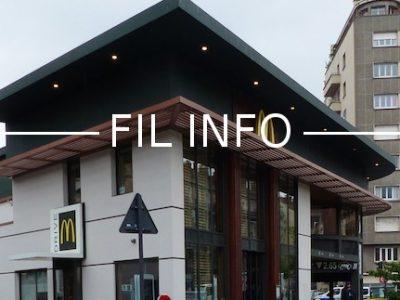 L'auteur de l'incendie ayant touché le McDonald's de l'Aigle le 27 avril est passé aux aveux : il s'agit d'un lycéen de 16 ans sans motivations avérées.