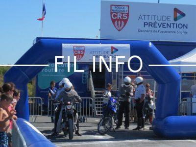 Du 6 au 9 juin, l'Anneau de vitesse de Grenoble accueille une initiation aux deux-roues pour les jeunes, afin de les sensibiliser aux dangers de la route.