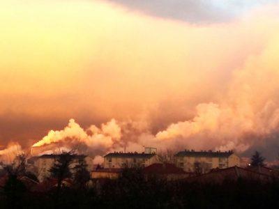 Inspira, projet d'aménagement d'une zone industrialo-portuaire dans le nord-Isère, promesse d'emplois mais aussi de risques sanitaires accrus ? L'autorité environnementale nationale, qui a repris la main, recommande de reprendre les évaluations © Vivre Ici Environnement