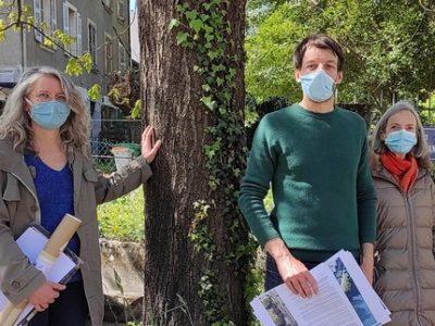 Projet de construction quartier Île Verte à Grenoble: les opposants en appellent au règlement du PLUI