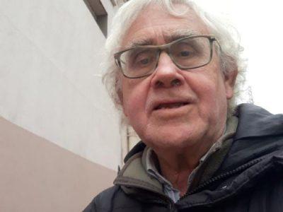 Jean-François Le Dizès, militant grenoblois de la gauche alternative, journaliste amateur (selon ses propres mots), et bourlingueur à travers le monde DR