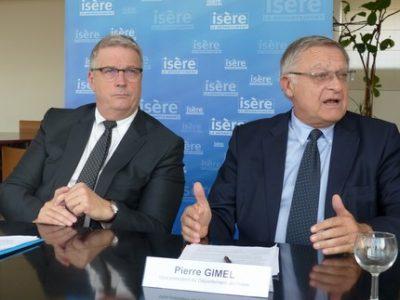 Le Département de l'Isère dénonce le plafonnement de la TVA pour les collectivités territoriales