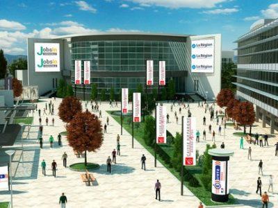 Jobs In Grenoble, le premier salon de l'emploi virtuel de Grenoble, se tient du 27 au 29 avril