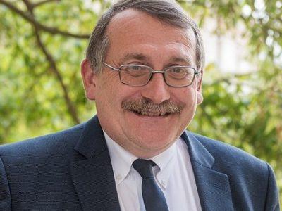 Le secrétaire d'État chargé de la Ruralité Joël Giraud en Isère vendredi 9 octobre