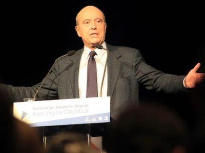 Alain Juppé sera à Grenoble le 10 février : candidat à la primaire de la droite en vue des élections présidentielles en 2017. DR