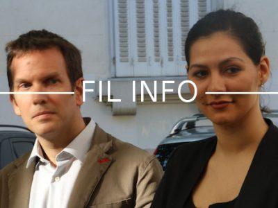 Benoit Hamon apporte son soutien aux candidats du mouvement