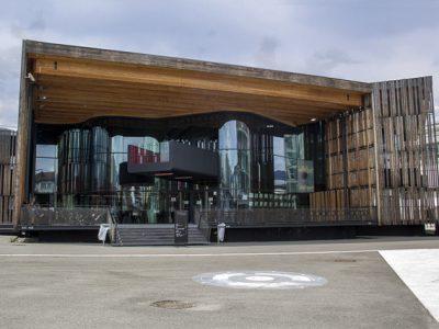 Salle de concerts La Belle Electric, Site Bouchayer-Viallet, Grenoble © Chloé Ponset - Place Gre'net