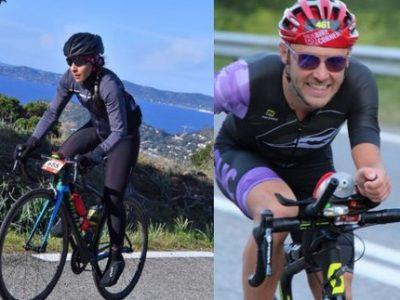 Tour de France : Lætitia Harhour et Rémi Loubet établissent les records pour le trajet isérois
