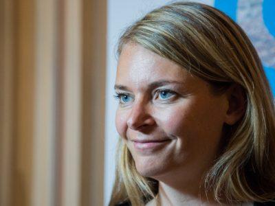 La députée de l'Isère Élodie Jacquier-Laforge réclame des aides spécifiques pour la presse