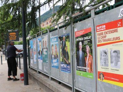 Qui pour succéder à l'écologiste Michèle Bonneton sur la 9e circonscription ? Malgré le rassemblement à gauche, les jeux sont particulièrement ouverts.