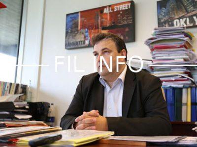Adjoint sous le socialiste Michel Destot, candidat malheureux en 2014, le centriste Philippe de Longevialle semble parti pour remettre le couvert pour les prochaines municipales à Grenoble.