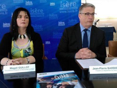 Le Département de l'Isère retire sa délégation à Magali Guillot, visée par la justice pour
