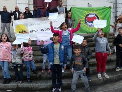 Manifestation Aiak Grenoble 9 octobre 2019 UNE 2