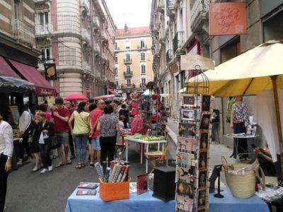 Le Marché des créateurs de Grenoble de retour quartier Championnet samedi 12 septembre