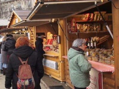 Face à l'épidémie, la Ville de Grenoble annonce l'annulation de ses marchés de Noël