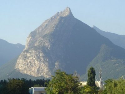 Le massif du Néron et le parc de Fiancey interdits d'accès pour cause d'éboulements