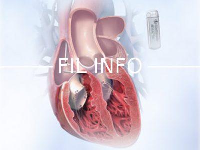 Le centre hospitalier universitaire Grenoble-Alpes (Chuga) implante des moniteurs cardiaques innovants, capables de communiquer avec un smartphone.© Medtronic