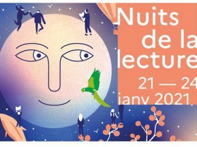Les Nuits de la lecture de retour à Grenoble du 21 au 24 janvier en 100 % numérique
