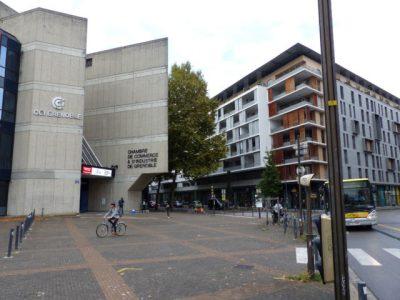 CCI Grenoble place André Malraux © Florent Mathieu - Place Gre'net