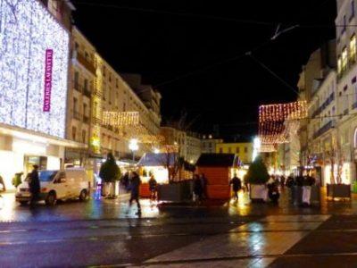 Marché de Noël, place Grenette