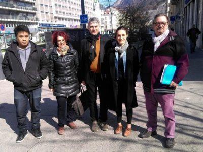 Les communistes de l'Isère préparent le congrès national du Parti, tout en plaidant pour la