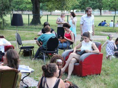 Parc Bachelard, futur parc des Arts ? DR