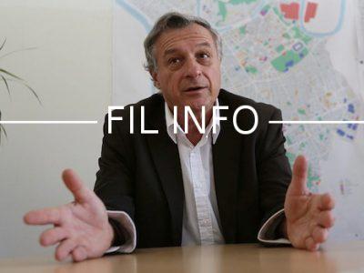 Nouvelle séance marathon lundi au conseil municipal de Grenoble et nouvelle salve d'insultes. Paul Bron dénonce une